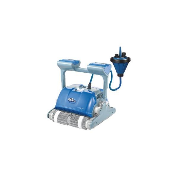 Dolphin supreme m5 libertu bodemzuiger quality piscine for Robot piscine dolphin supreme m4