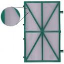 Set van 4 filters voor Dolphin Supreme